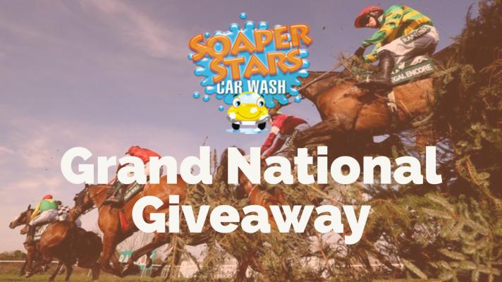 Grand National Giveaway Soaper Stars
